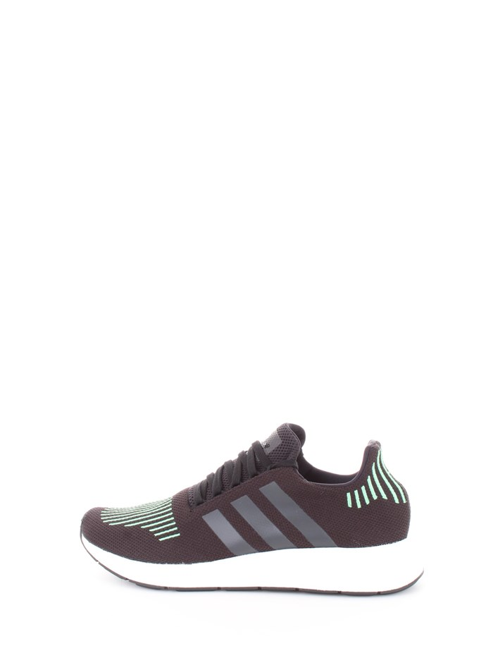 Adidas Originals Shoes MenSneakersBlackCG4110-SCARPE-SWIFT-RUN