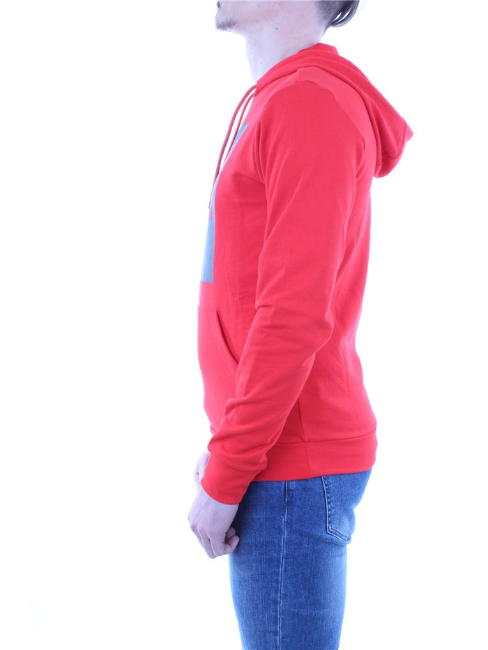 Calvin Klein Performance Clothing Sweat Red 00GMS9W337