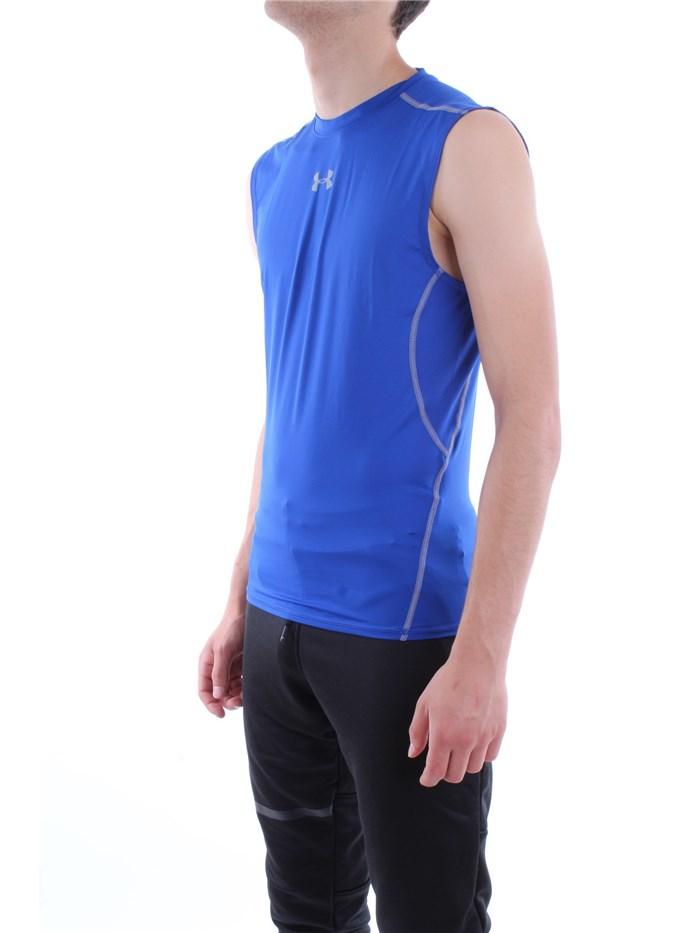 Under Armour Clothing MenTank0400-blue-royal1257469-UA-HG-ARMOUR-SL