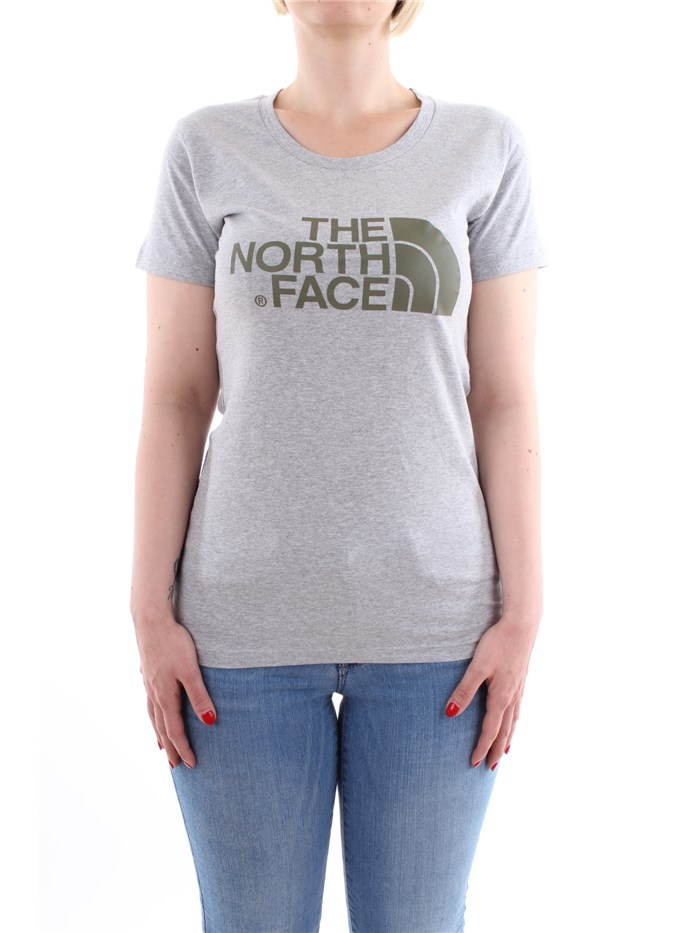 The North Face Clothing WomenT-shirtGau-grayT0C256-W-S-S-EASY-TEE