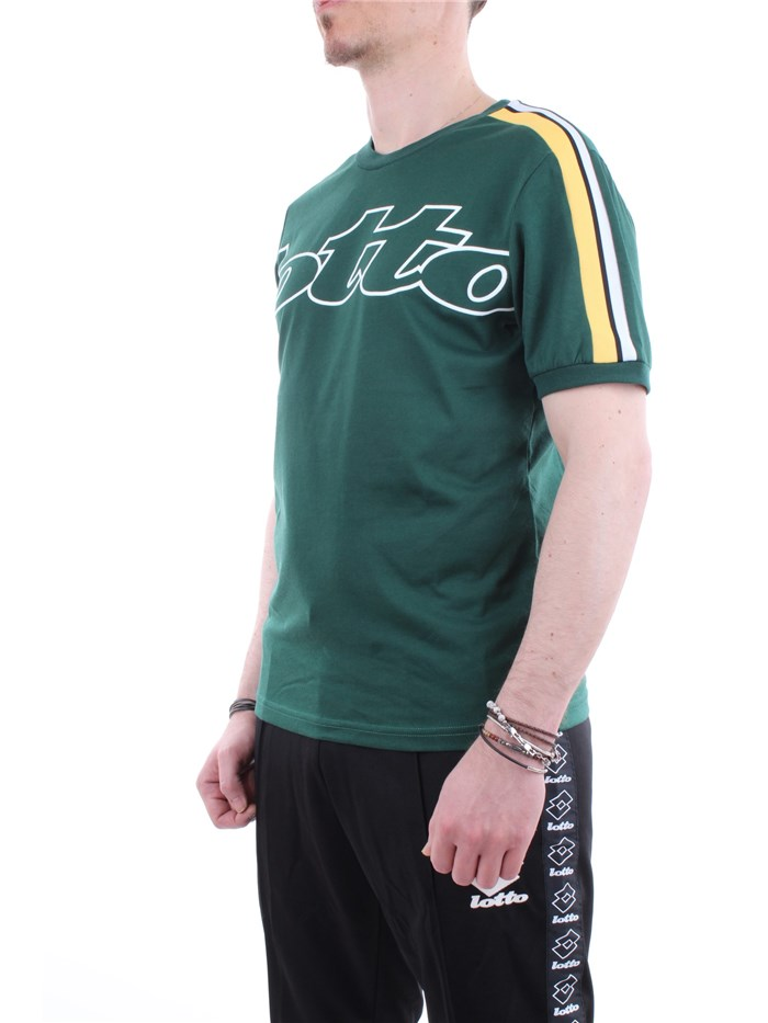 Lotto Clothing MenT shirt Green210874