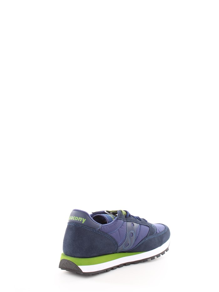 Saucony Originals Shoes MenSneakersBlueS2044