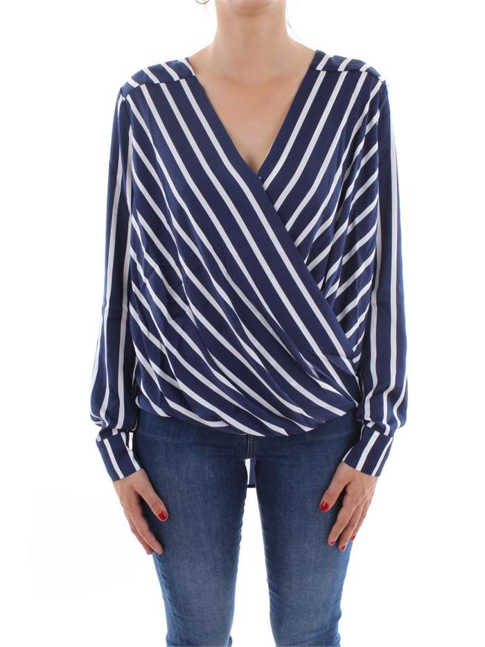 new arrival 01929 c4935 Guess Jeans W83H32-WAF20-LS-MALOU-TOP