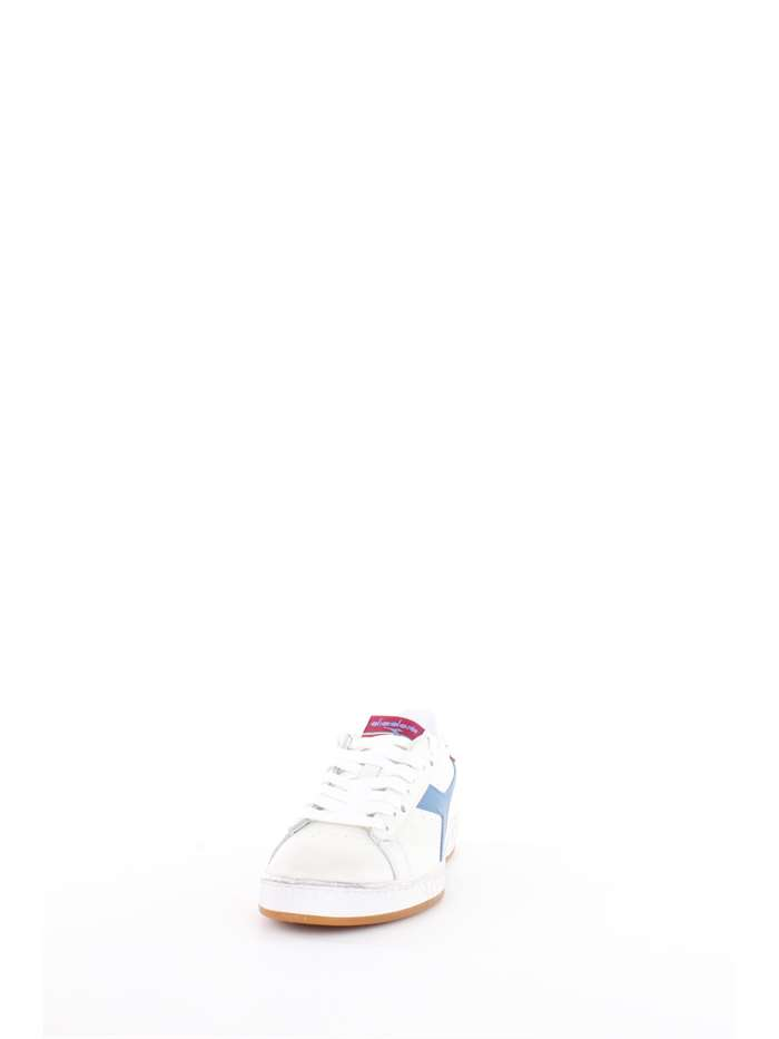 Diadora Shoes Sneakers C7709-white-blue 160821-GAME-L-LOW-WAXED