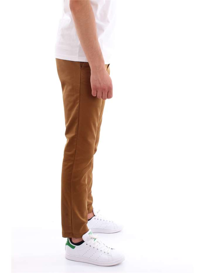 Carhartt Clothing Trousers Hz-02-brown I003367-SID-PANT