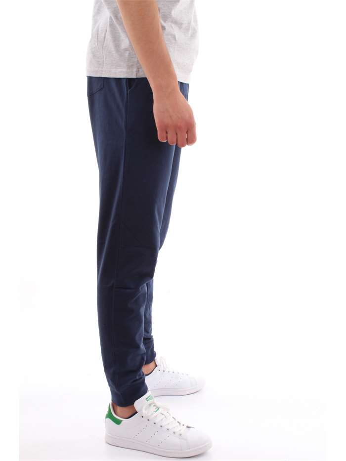 Ellesse Clothing Trousers 519-blue-gray-melange EFM821S18-PANTALONE
