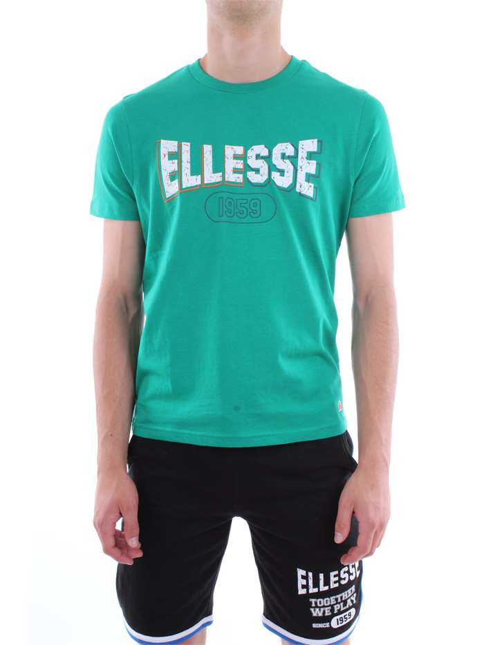 Ellesse Clothing T shirt 759-Green EFM828S18-T-SHIRT