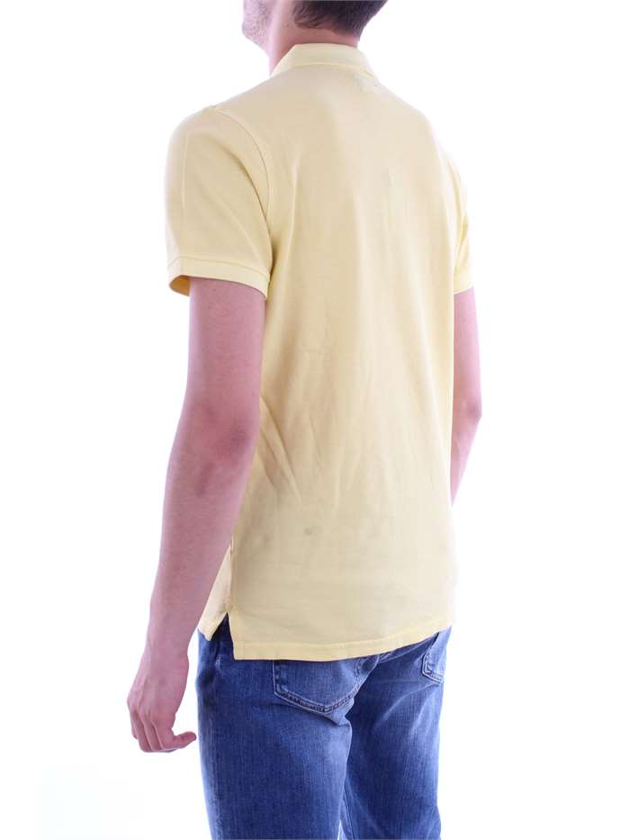Pepe Jeans Clothing Polo 032-yellow PM541008-GUSTAV