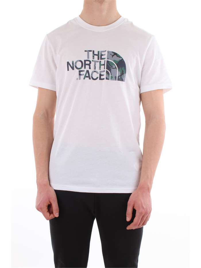 T-shirt The North Face Uomo - Fn4-tnf-bianco-nero - Vendita T-shirt ... e181db99c9f0