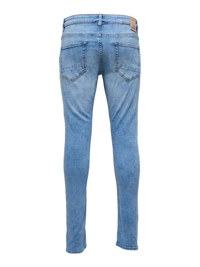 ONLY&SONS Clothing Jeans Blue-denim 22012049-30-SPUN-BLU-WASHED