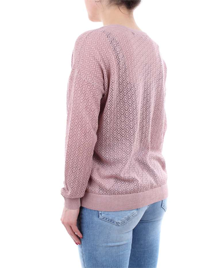 ONLY Clothing Cardigan Malva-deauville 15171423-NEW-ODA-L/S-NECK-CARDIGAN